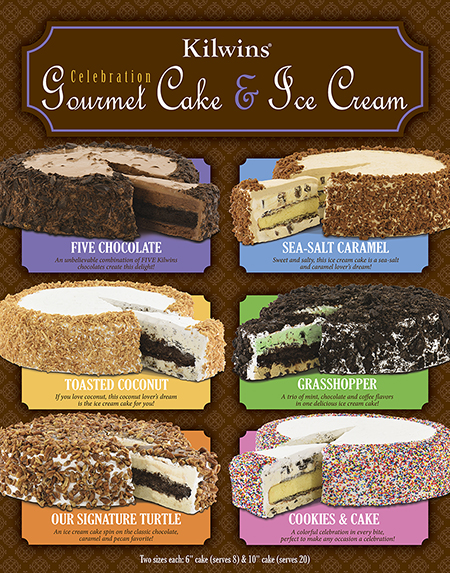 Kilwins Gourmet Cake and Ice Cream