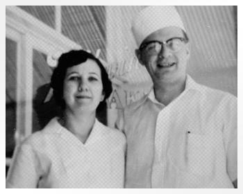 A picture of Don and Katie Kilwin