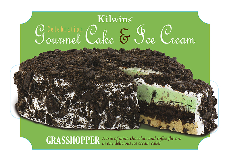Photo of Grasshopper Ice Cream Cake