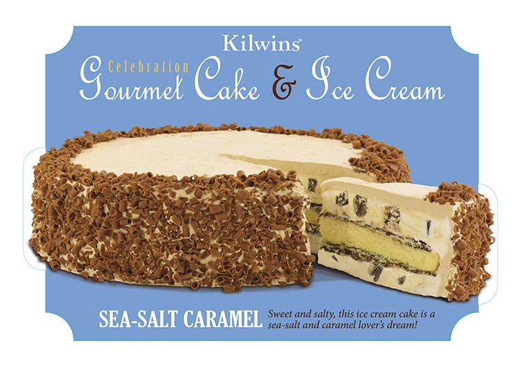Photo of Sea-Salt Caramel Ice Cream Cake