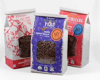 Shredded Drinking Chocolate 3 Pack