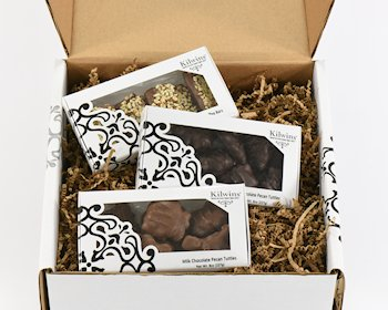Kilwins Best Sellers Chocolate Trio