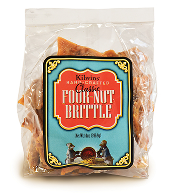 Four Nut Brittle