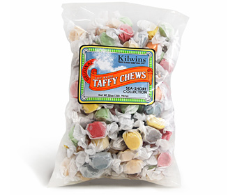 Kilwins Original Salt Water Taffy Chews