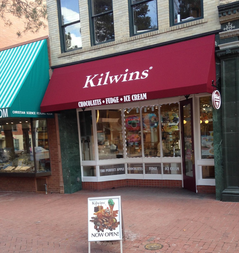 Photo of Kilwins Boulder Storefront