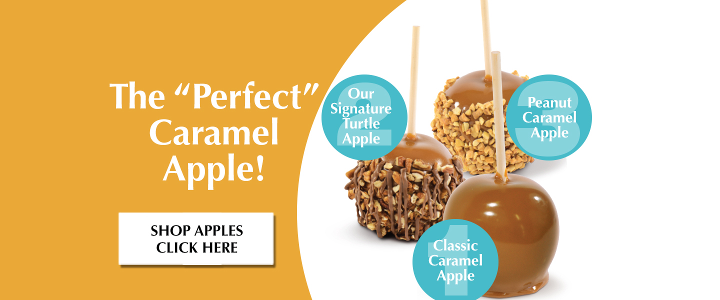 Picture of a Caramel Apple