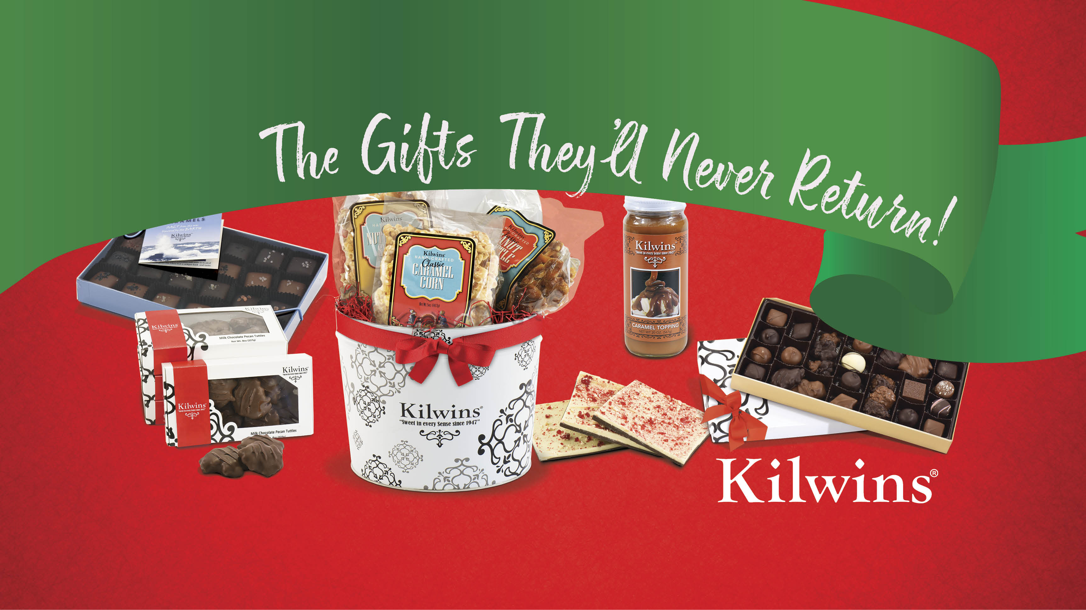 Holiday Gifts at Kilwins in Portsmouth