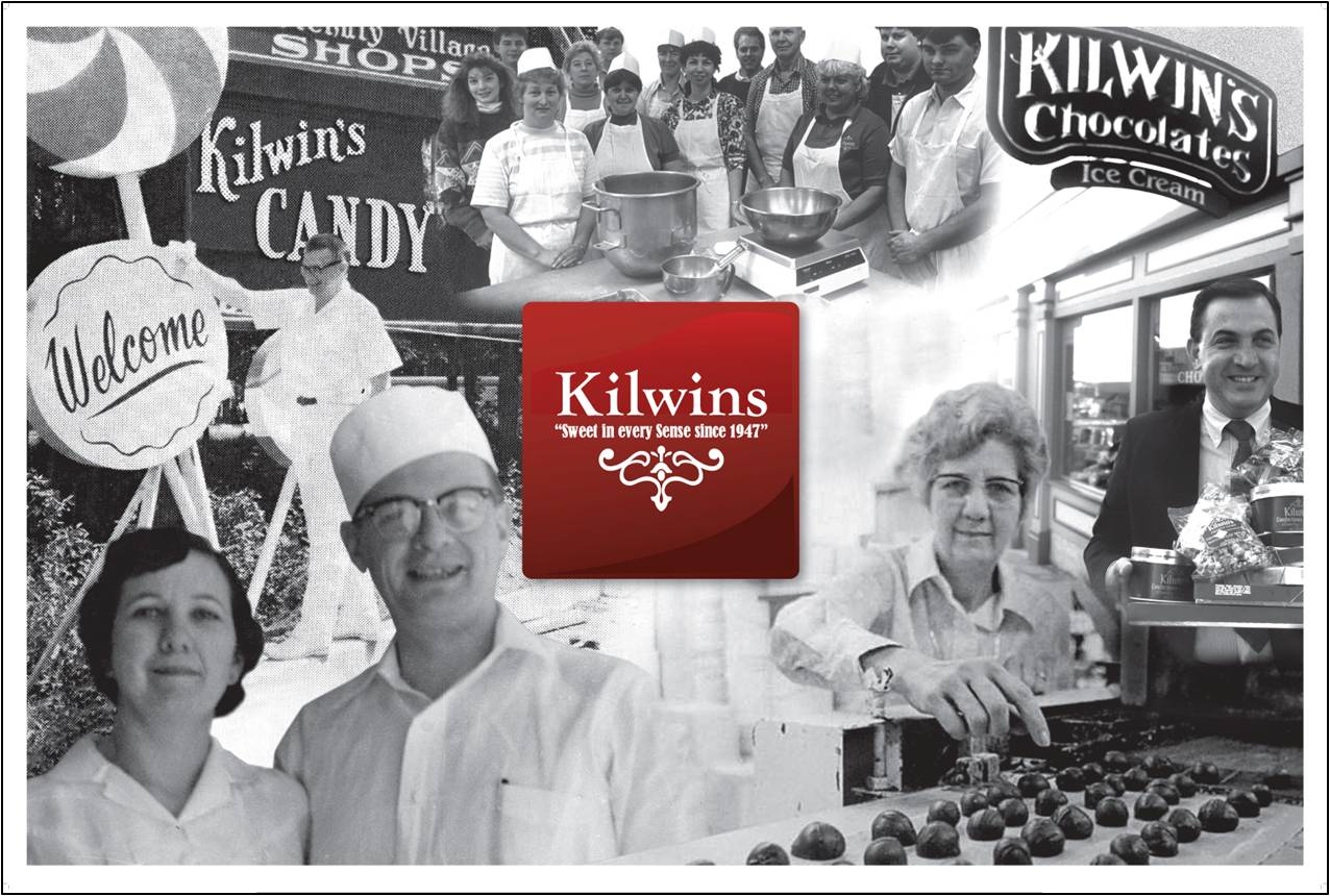 A picture of The Kilwins Heritage Graphic