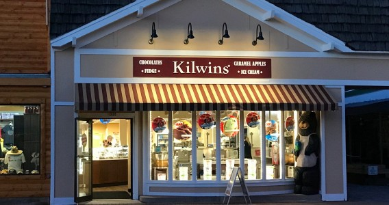 Picture of Kilwins Minocqua storefront
