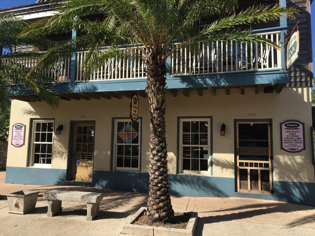 Photo of Kilwins St. Augustine, FL storefront