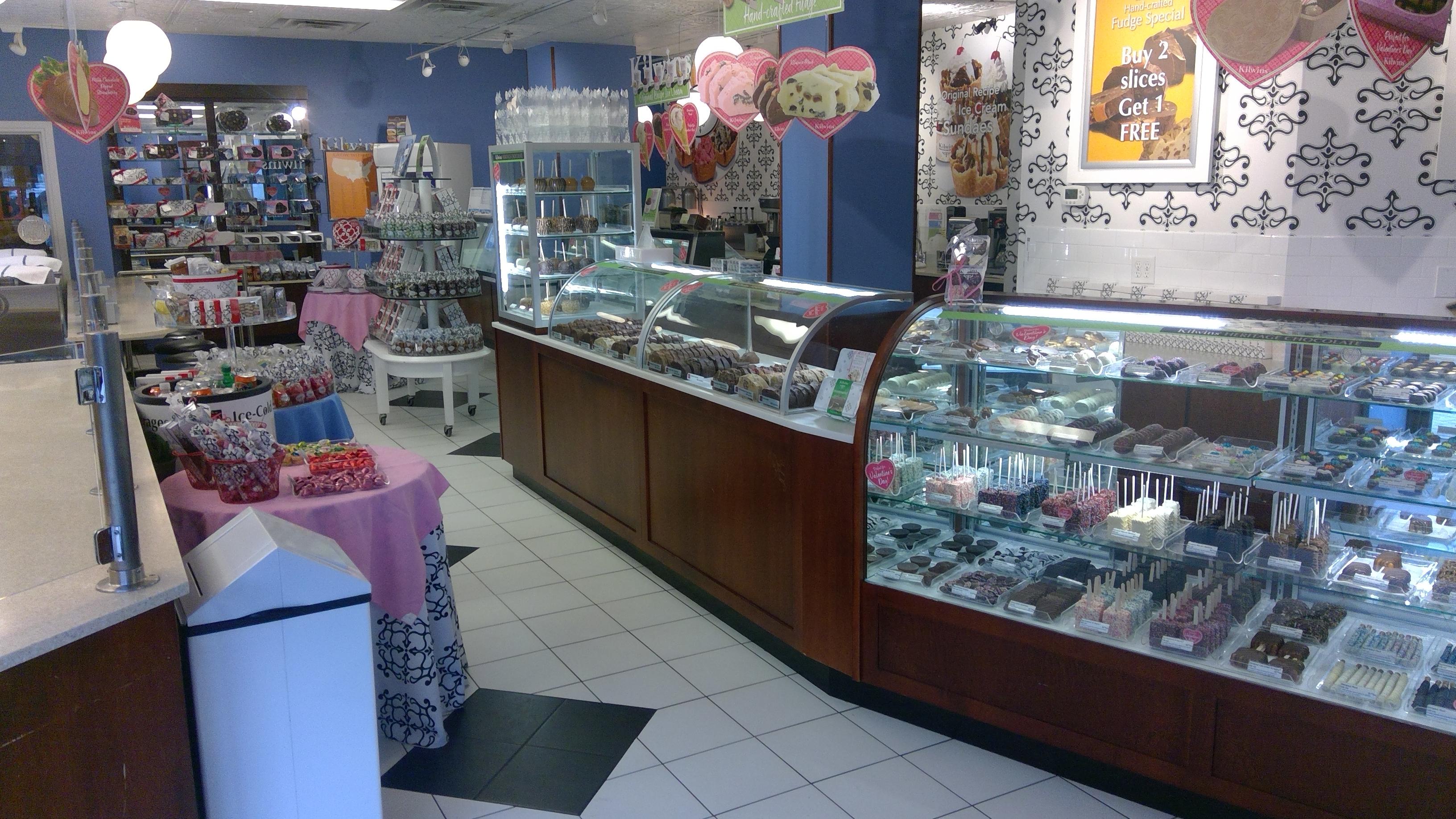 Interior picture of the Grand Rapids store
