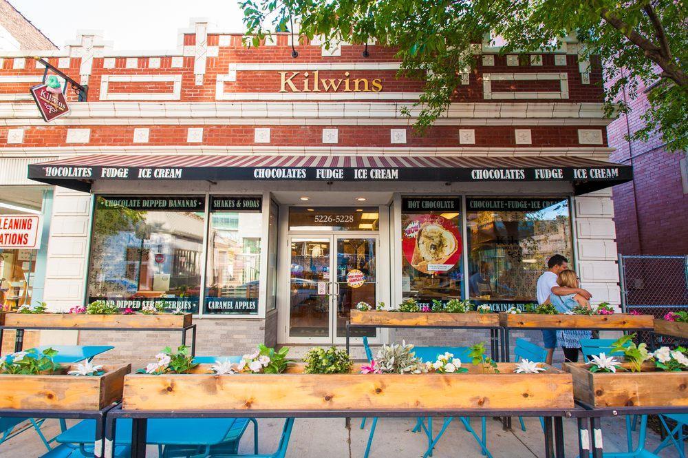 Kilwins Hyde Park Chicago