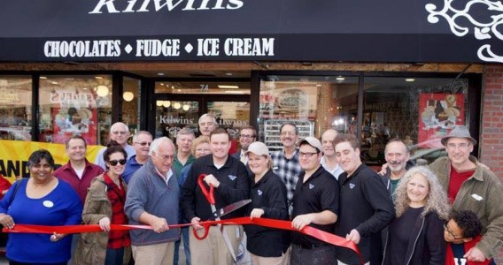 Exterior photo of the Patchogue store Grand Opening