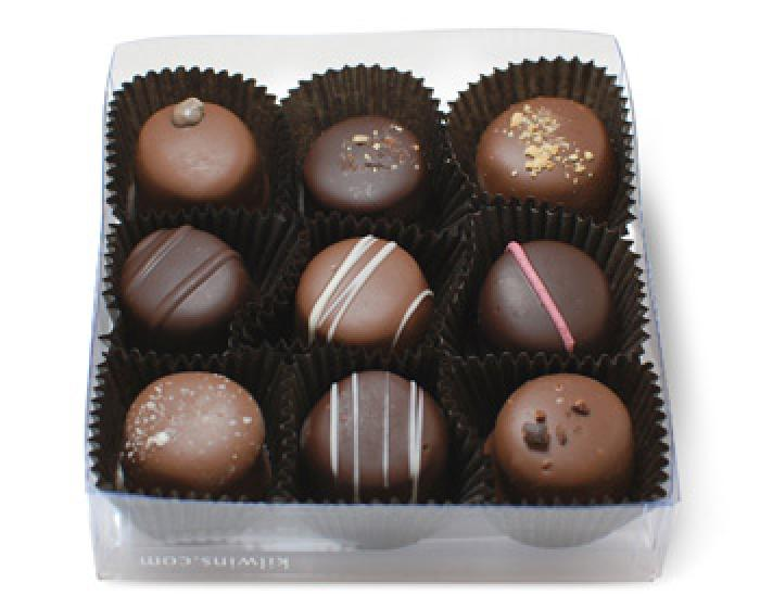 Box of Assorted Chocolate Truffles