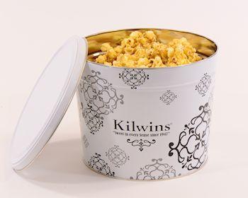 Caramel Corn Tin