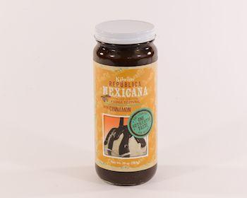 New!  Single Origin Mexican Fudge Topping
