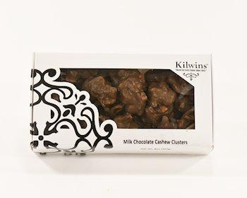 Milk Chocolate Cashew Clusters