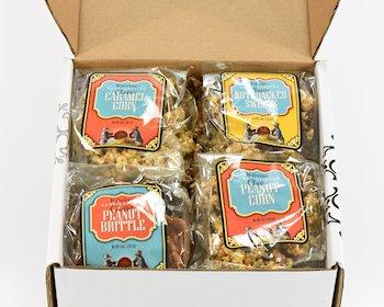 Caramel Corn and Brittle Collection