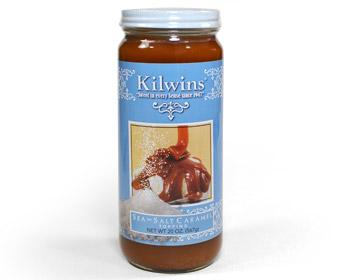 Kilwins Sea-Salt Caramel Topping