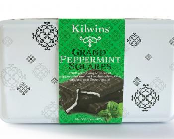 Grand Peppermint Squares