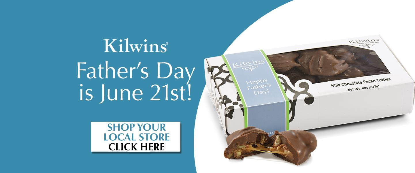 Father's Day is June 21st!