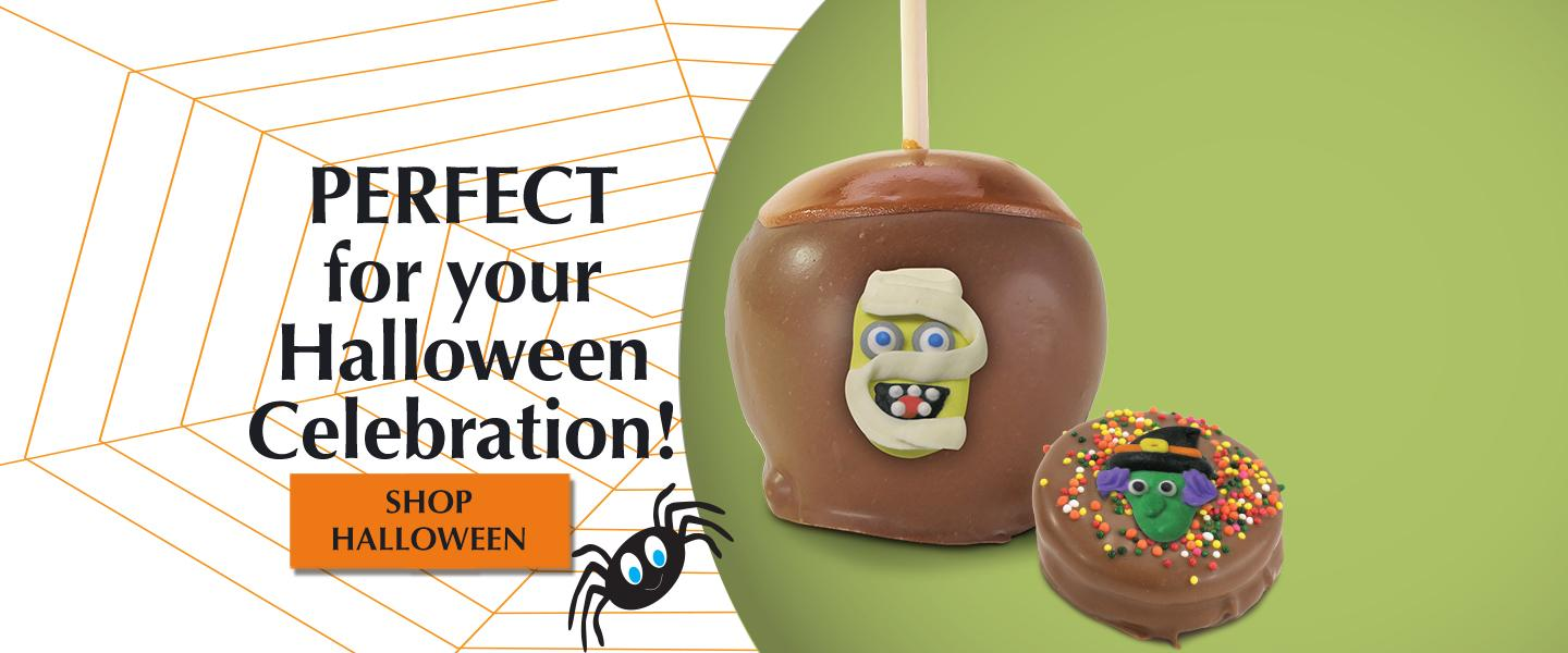 Perfect for your Halloween Celebration!
