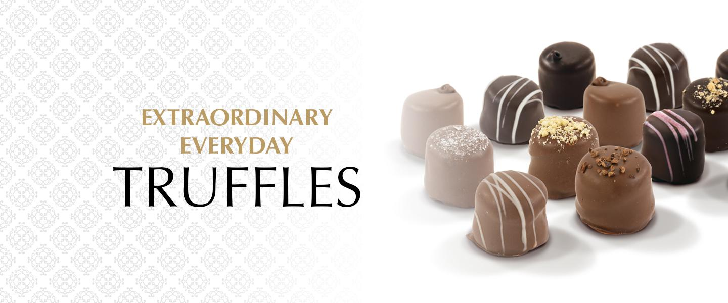 Extraordinary Everyday Truffles