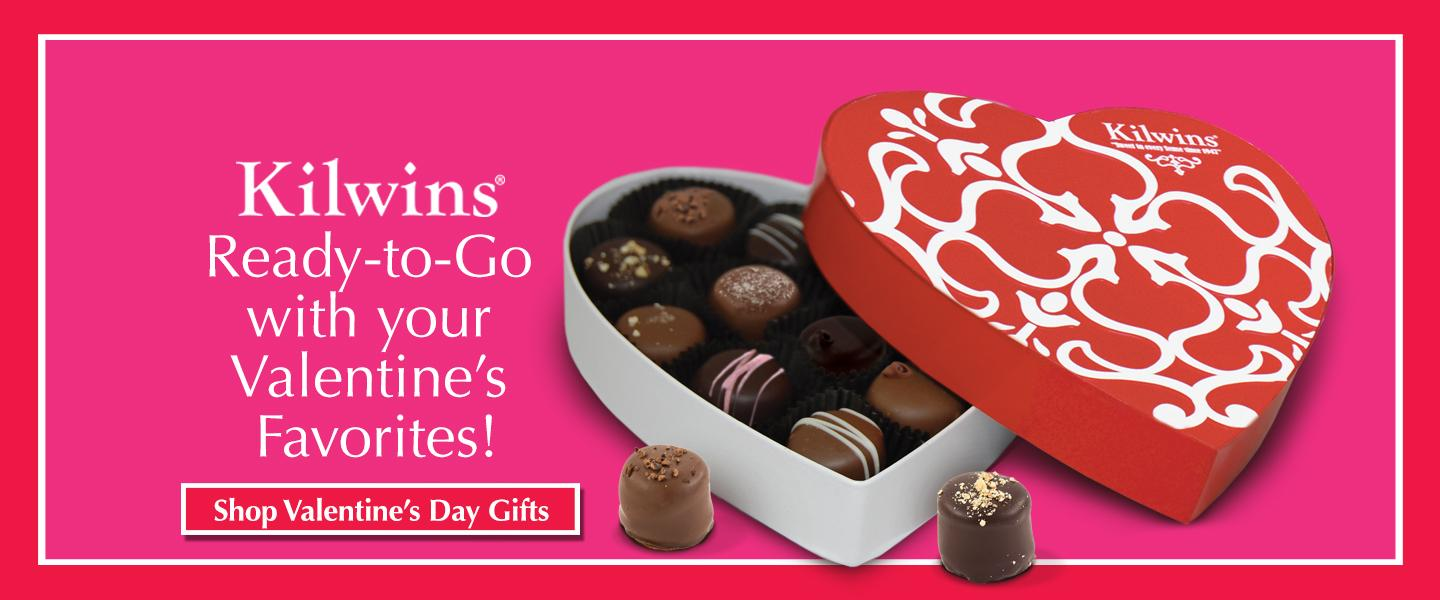 Ready-to-Go, or Customize with your Valentine's Favorites!
