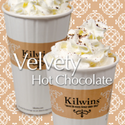 Kilwins Hot Chocolate