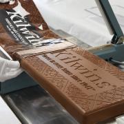 The 10lb Kilwins Heritage Chocolate Bar