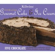 Kilwins Five Chocolate Gourmet Cake & Ice Cream