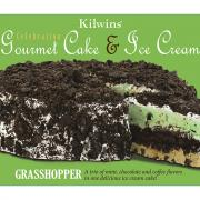 Kilwins Grasshopper Gourmet Cake & Ice Cream
