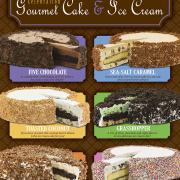 Graphic of Kilwins Gourmet Cake and Ice Cream