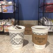 Photo of Kilwins Hot Chocolate and Coffee