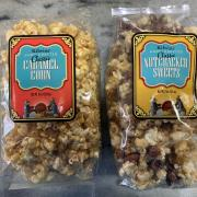 Caramel corn, nutcracker sweets