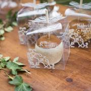 Wedding themed Caramel Apples