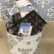 Picture of a Sea Salt Caramel Gift Basket