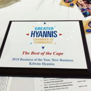 Photo of Kilwins Hyannis Award: New Business on Cape Cod 2018