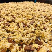 Handmade Nutcracker Sweets Caramel Corn