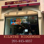 Exterior photo of the Kilwins Ridgewood store front
