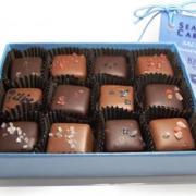Picture of Kilwins sea-salt caramels