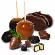 Photo of Chocolates, Tuttles, Caramel Apples and Fudge