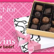 A picture of a Kilwins Chocolate Assortment