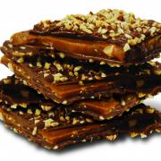 Almond Toffee Crunch!