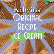 Kilwins poster of 24 flavors of ice cream