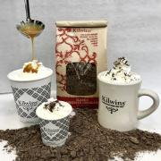 A picture of Decadent Kilwins Hot Chocolate