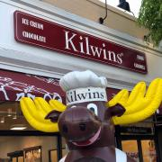Photo of The Kilwins Moose outside of the store