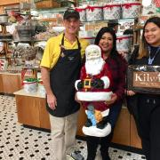 Best Fudge Ice Cream Downtown San Antonio