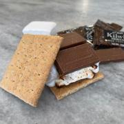 chocolate, marshmallow, smores,s'more