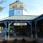 Exterior photo of the Kilwins Bluffton store front